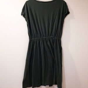 H&M Dresses - Muted Green Dress